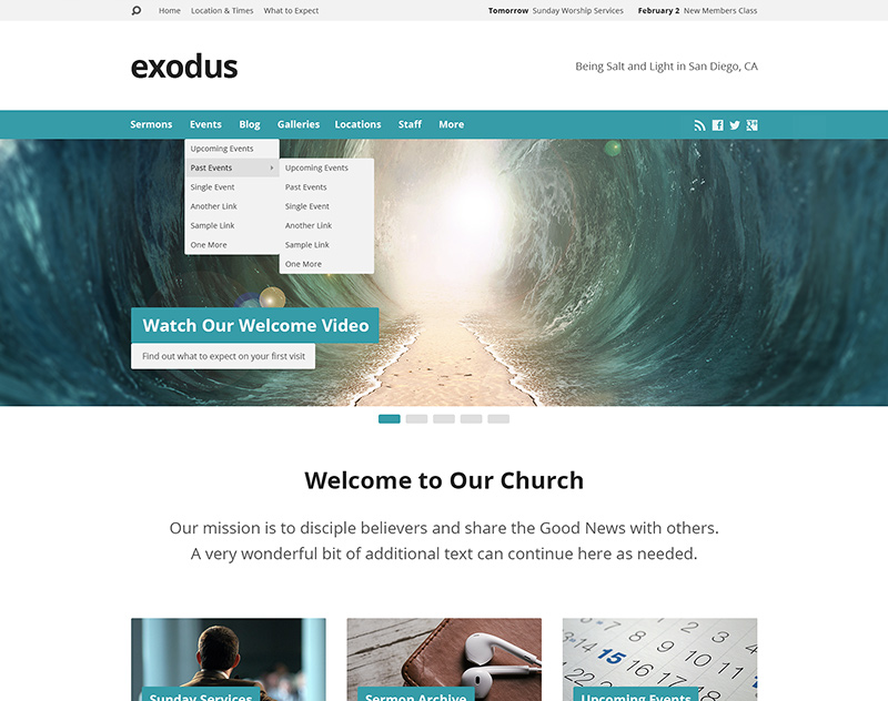 Exodus Preview